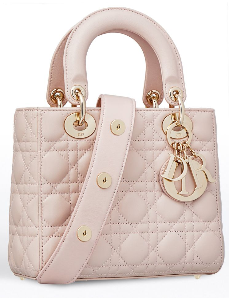 9593747d7b5 The My Lady Dior bag is new and launched not long ago – the new thing is  the strap with charms and it s the Lady Dior Bag that can be customized.