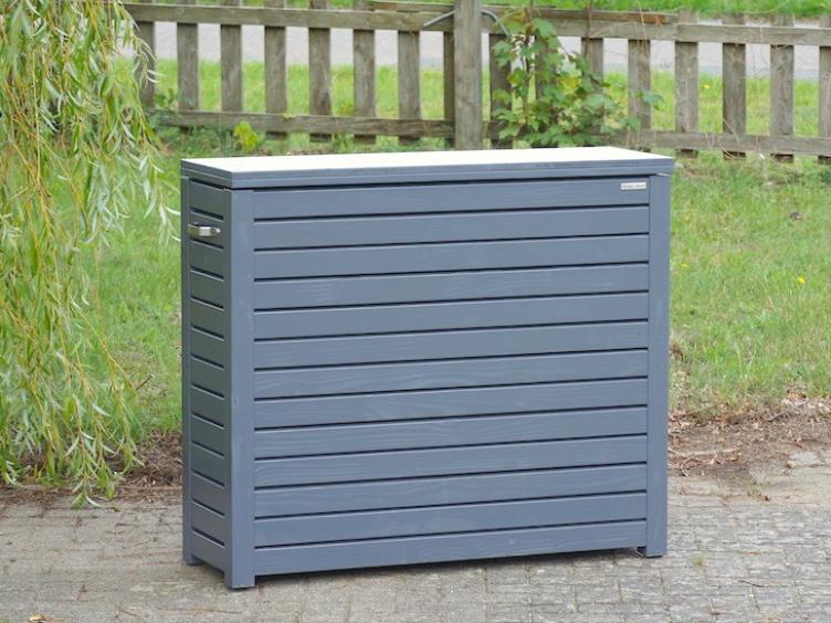 Auflagenbox Kissenbox Wasserdicht Atmungsaktiv Auch In Gr E Oder Farbe Nach Wunsch Aufbewahrung Aufbewah Outdoor Closet Door Storage Outdoor Furniture