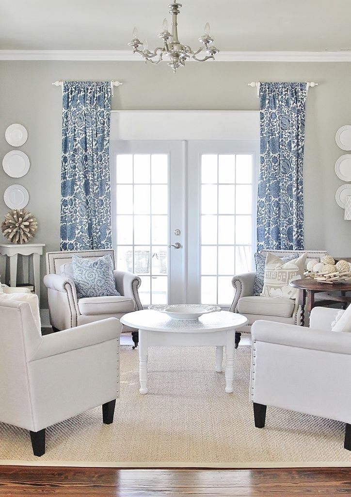 Simple Tip To Make Your Windows Appear Larger Home Decor