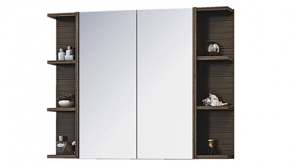 Timberline Boston 900mm Shaving Cabinet - Bathroom Cabinets ...