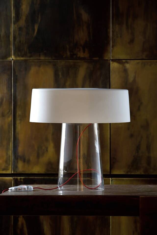 Prandina's collection glam lamp