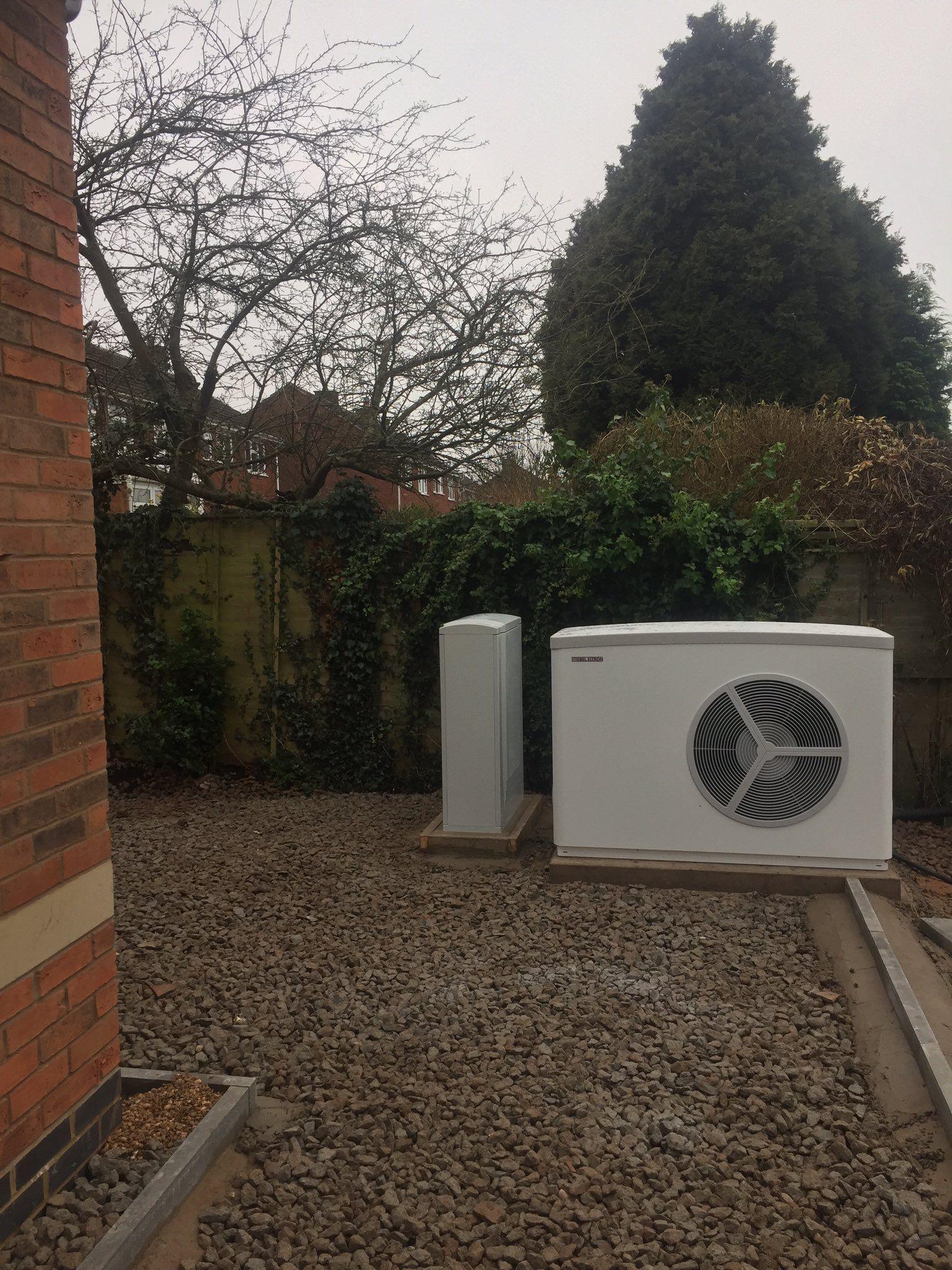 Stratford Energy on Heat pump installation, Heat pump