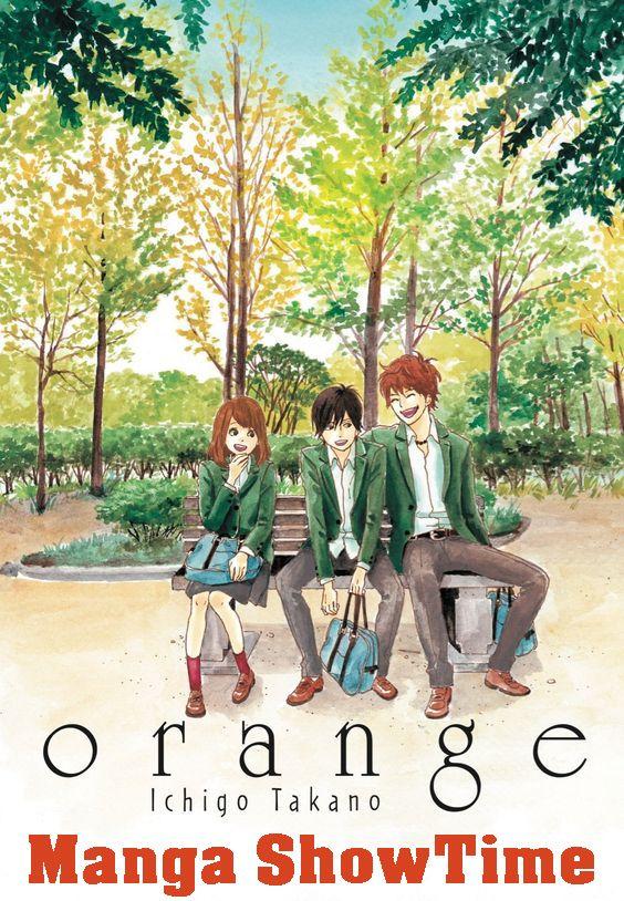 Orange Anime orange, Manga romance, Takano ichigo
