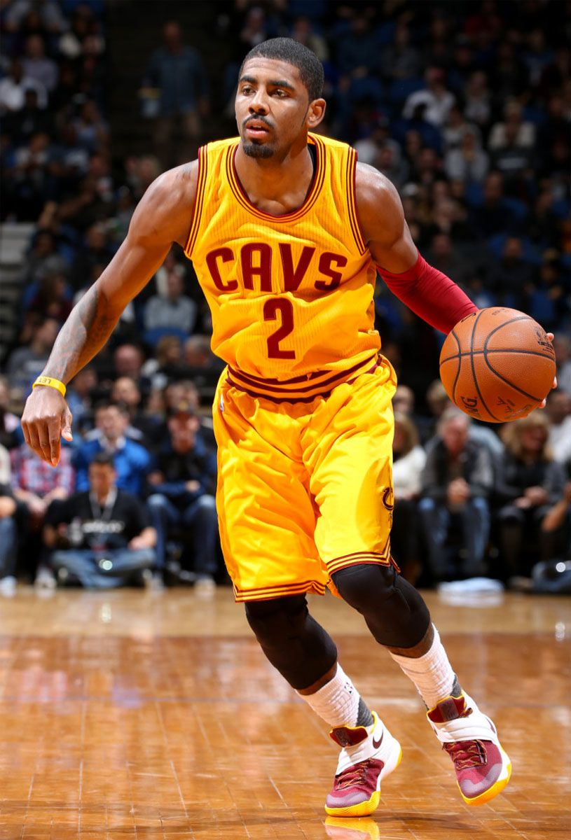 Kyrie Irving is number 2 on the team Cleveland Cavaliers. He is my favorite player and, in my ...