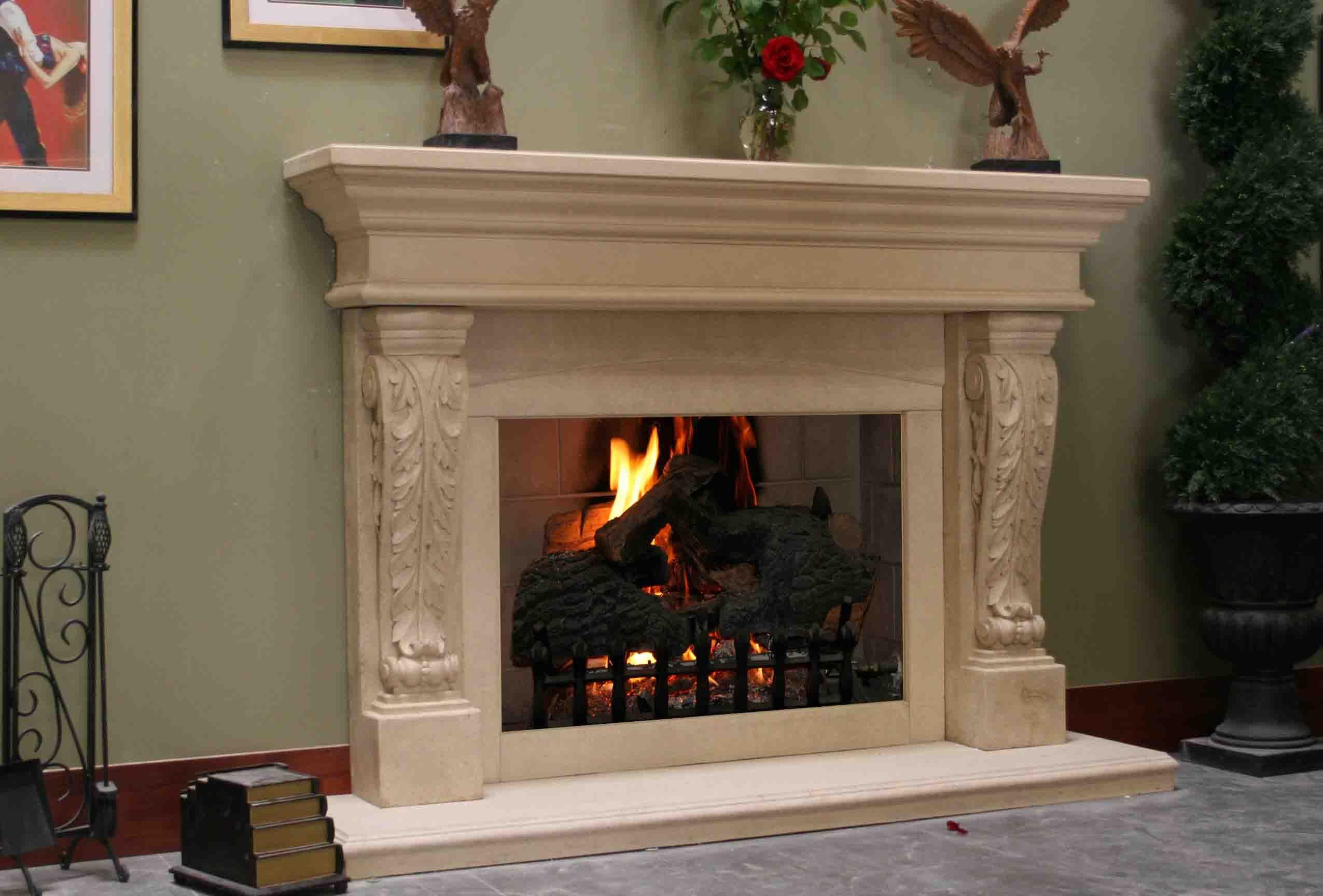 Fireplace Mantel 325