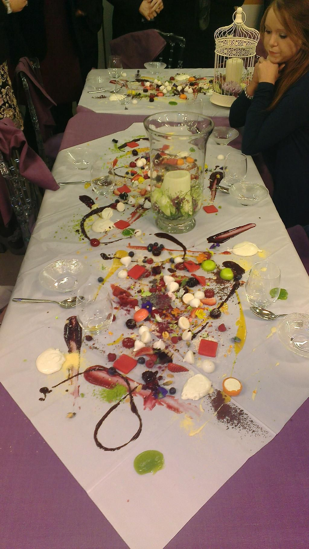Interactive Dinner Party Ideas Part - 36: Interactive Dessert - Not Your Average End To A Dinner!