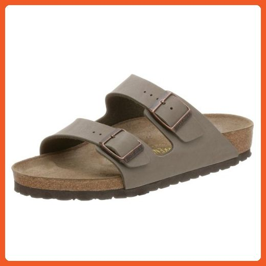d2e2205355 Birkenstock Unisex Arizona Soft Footbed Suede Sandals