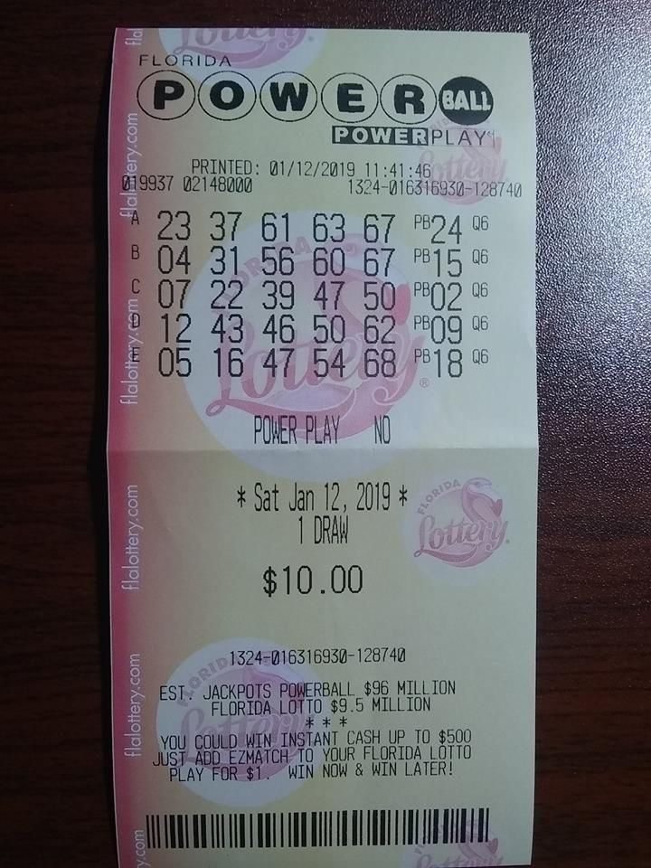 Pools Lotto