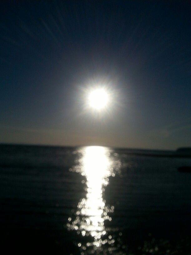 The sun:)
