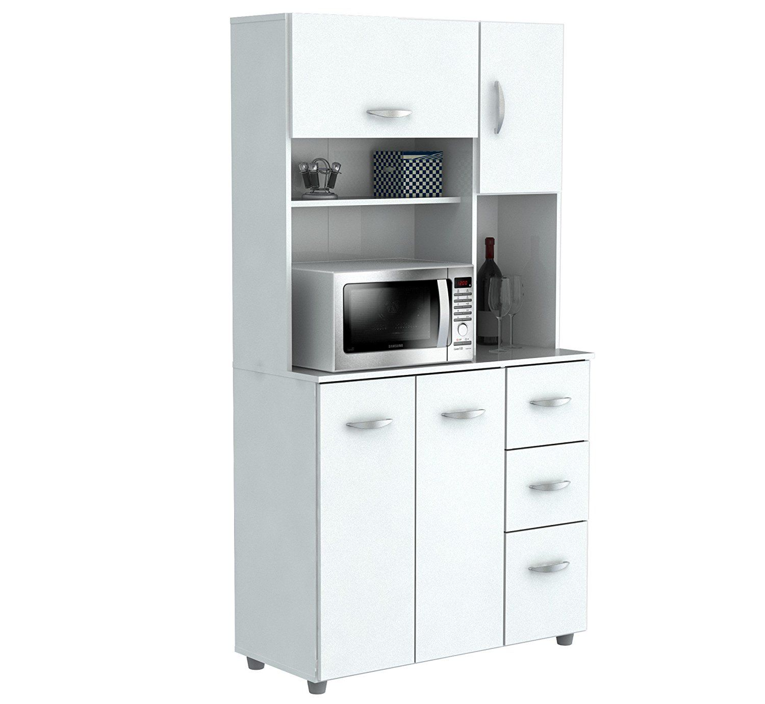 microwave carts with storage ikea   For Office   Pinterest   Mueble ...