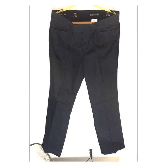 Dockers Metro Trouser Dockers Black Metro Trouser 16 Medium Dockers Pants Trousers