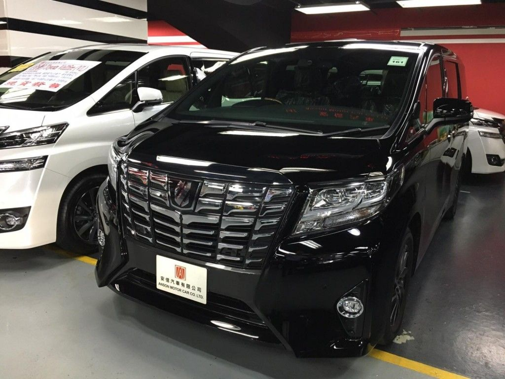 車廠Toyota 型號Alphard Executive Lounge ( EXL ) V6 3.5 新舊全新