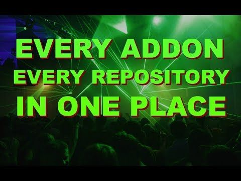 KODIL REPOSITORY! AMAZING REPO, HUGE AMOUNT OF ADDONS REPO'S