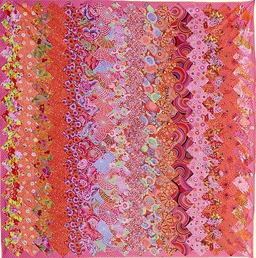 Color Me Bright Quilt Fabric Pack