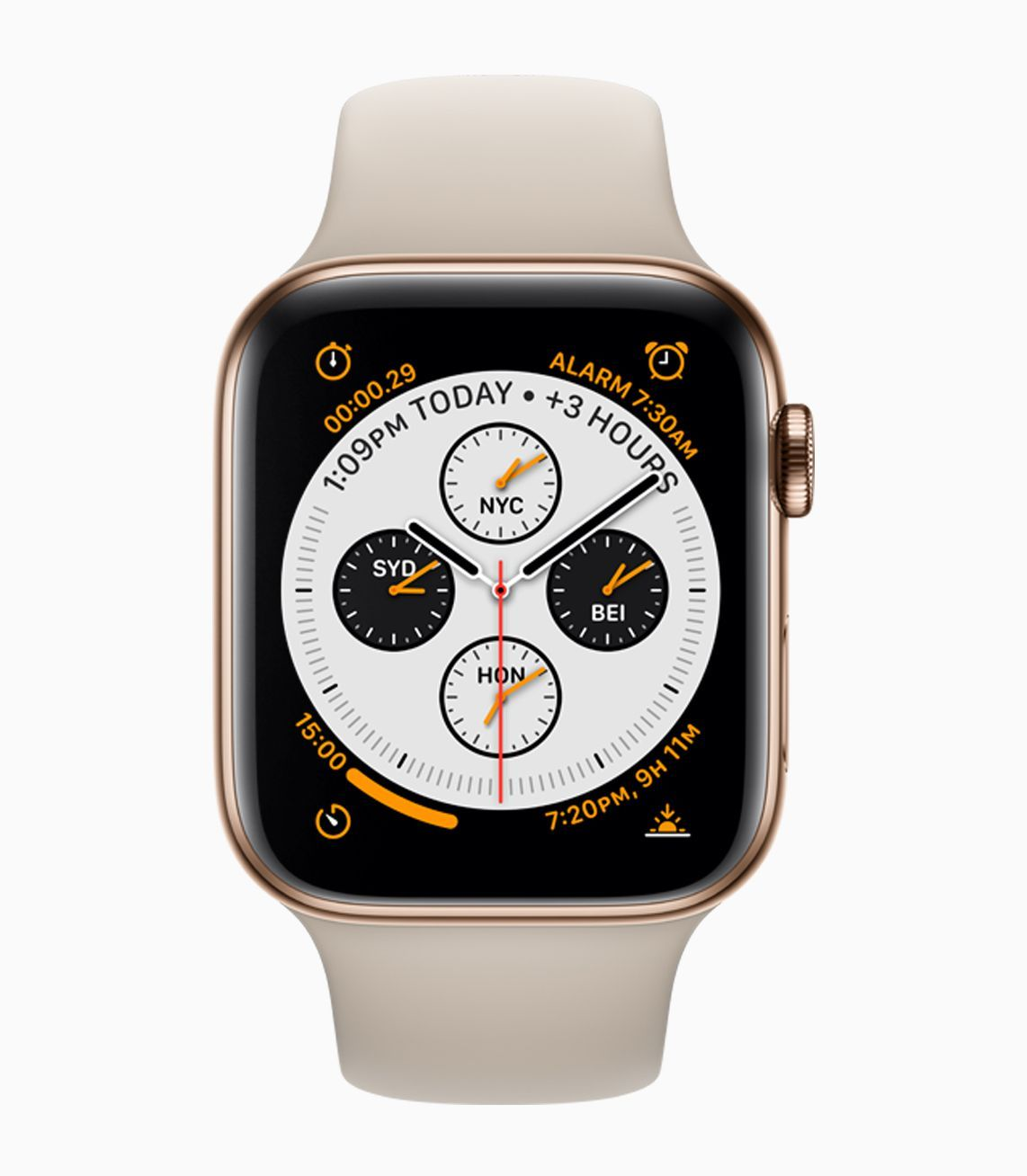 Apple Unveils Its Most FitnessFocused Watch Yet Apple
