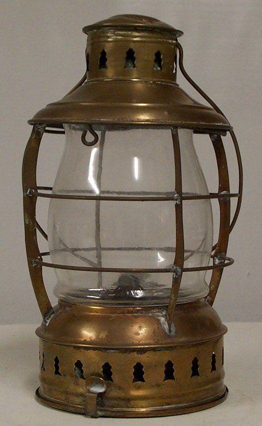 Vintage Kerosene Lanterns - Dead Flames (utility)
