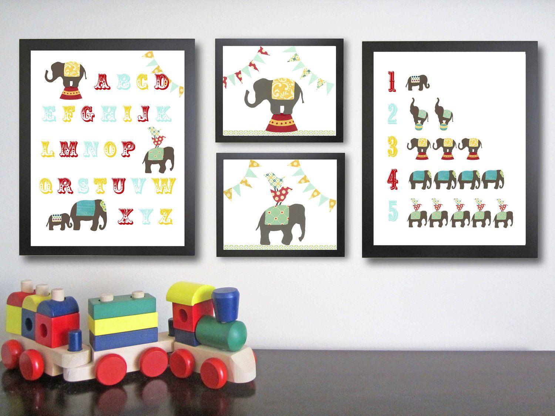 Not My Circus Childrens Wall Art Print 11x14 Baby Room Decor Playroom Decor Kids Wall Art Print Inspirational Artwork for Kids Nursery Decor Motivational Word Art Kids Room Decor