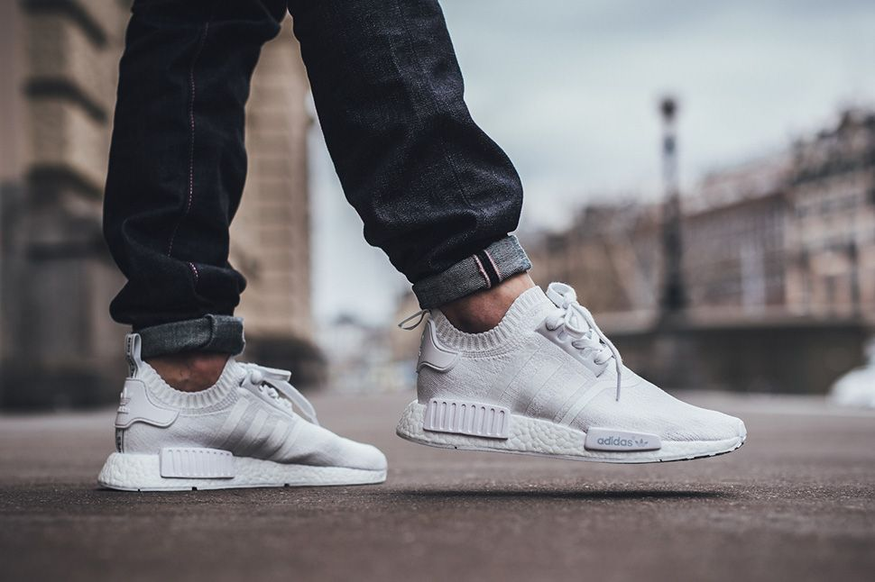 f6ed6dd2061b3 On Foot  adidas NMD R1 PRIMEKNIT