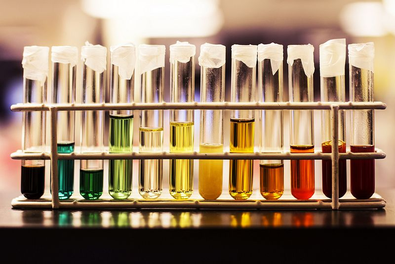 Pee A Rainbow Scientist Snaps Shot Of Colorful Urine  Medicine