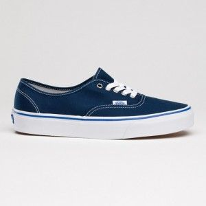 Vans Chaussures Bleu Marine - SumTap | Vans canvas shoes ...