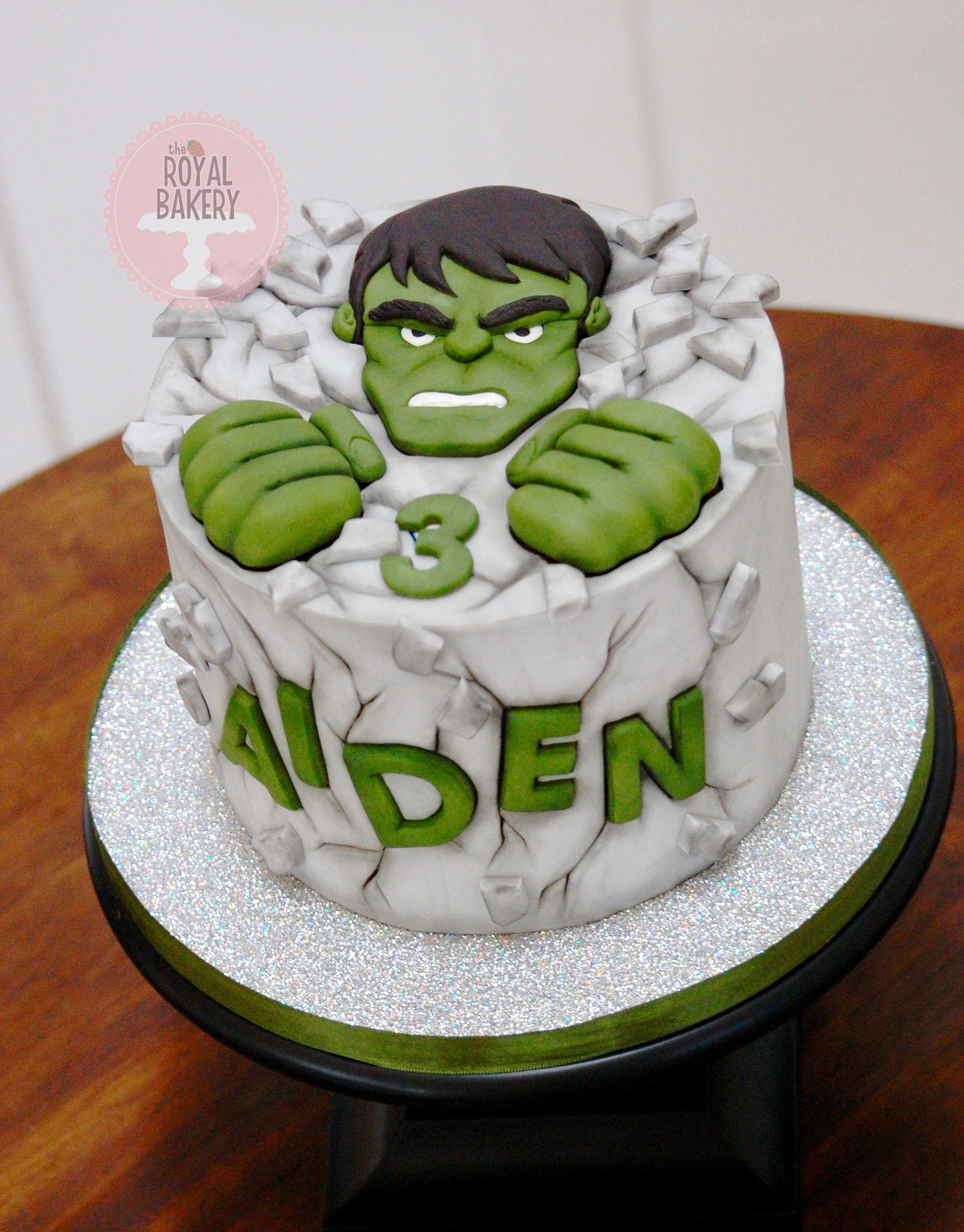 Prime Hulk Cake Hulk Birthday Cakes Avengers Birthday Cakes Hulk Cakes Funny Birthday Cards Online Elaedamsfinfo