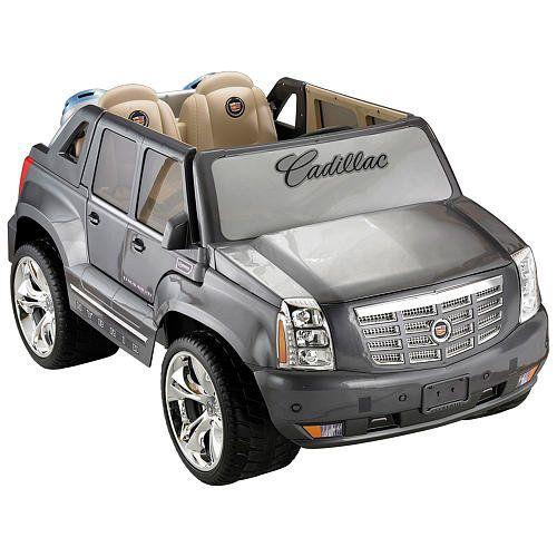 Power Wheels Fisher-Price Cadillac Hybrid Escalade