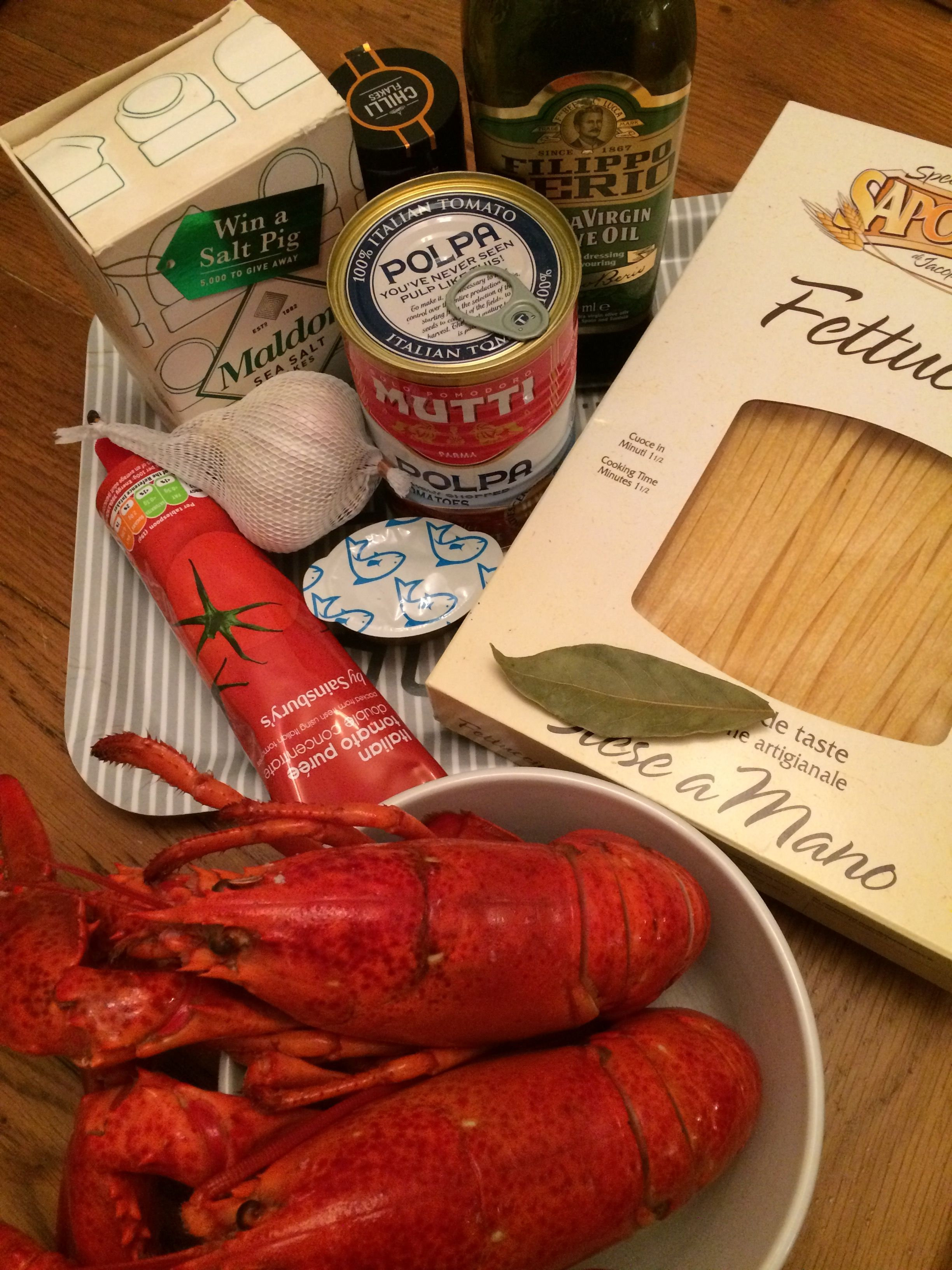Simple Lobster Fra Diavolo Recipe Fit For A Christmas Eve Feast Lobster Fra Diavolo Recipe Lobster Stew Stew Recipes