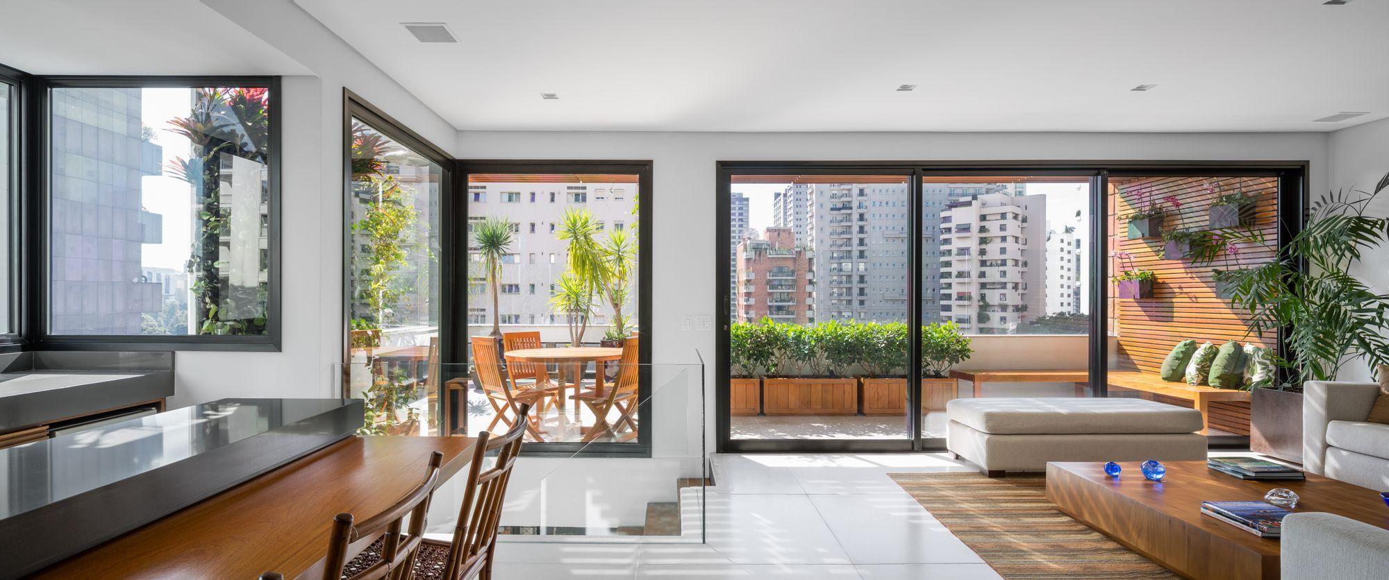 Apartamento A.R. / Rocco Arquitetos & A.R. / Rocco Arquitetos Pezcame.Com