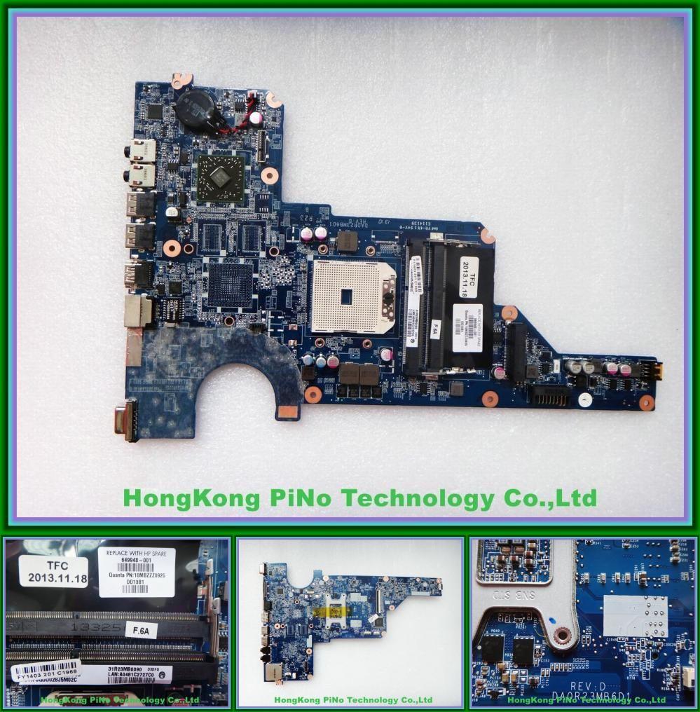 Visit To Buy Free Shipping 649948 001 Da0r23mb6d1 Rev D Laptp Motherboard For Hp Pavilion G6 G4 G7 System Board 1 Hp Pavilion G7 Hp Pavilion G6 Hp Pavilion