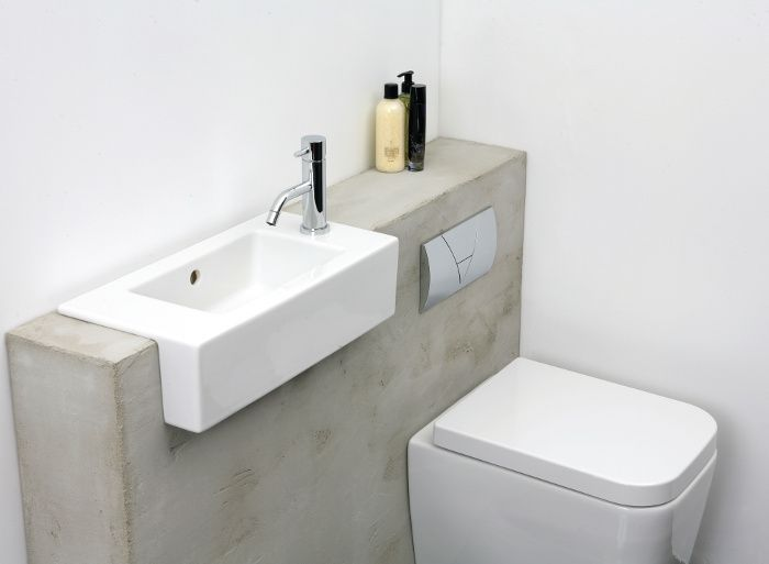 so kann man das waschbecken vielleicht nachr sten wenn die. Black Bedroom Furniture Sets. Home Design Ideas