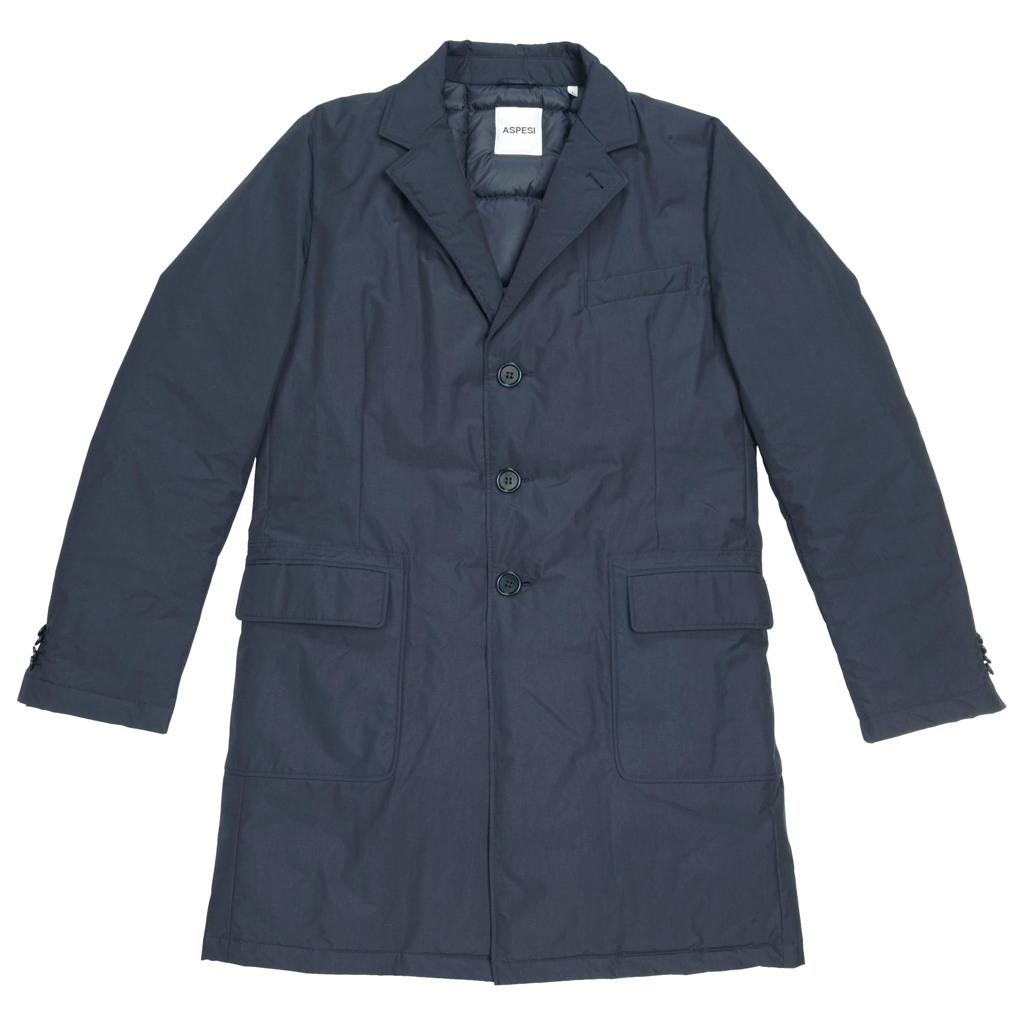 Nylon laminate Rescaldina coat