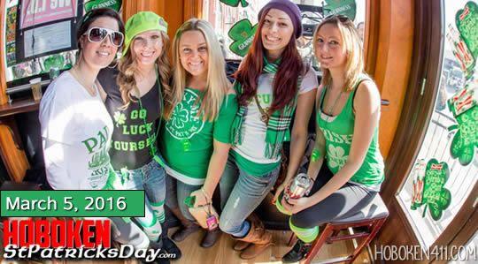 Hoboken St. Patrick's Day 2016