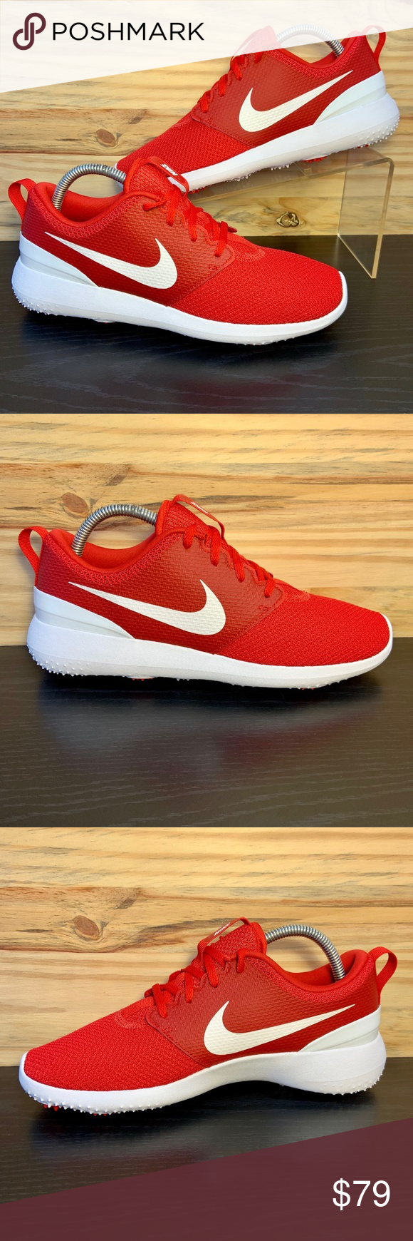 34++ All red nike golf shoes ideas