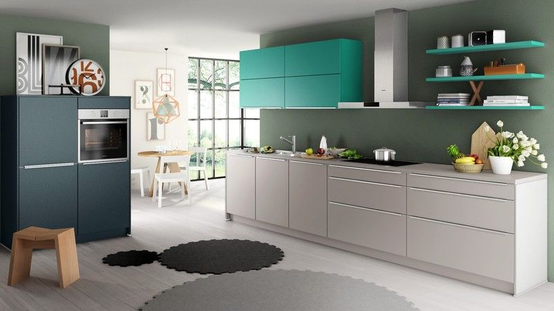 Schueller Kitchen in Dubai - in Goettling Interior Design - schüller küchen erfahrungen