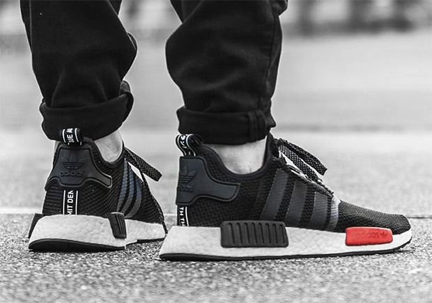 adidas nmd r1 mens red and black adidas shoes kids