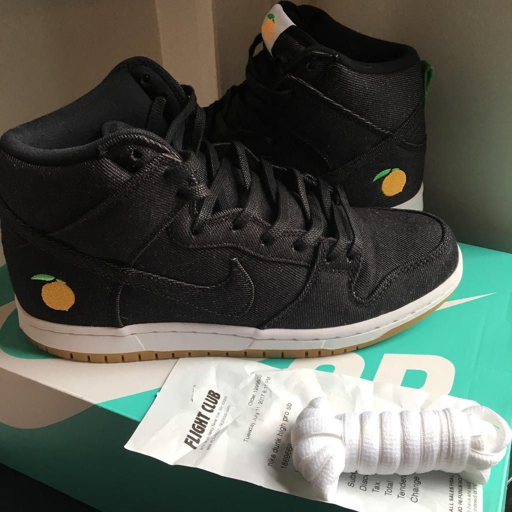 Nike Momofuku Dunk High Pro Sb Rare Mens 8 Nike Momofuku Nike Women