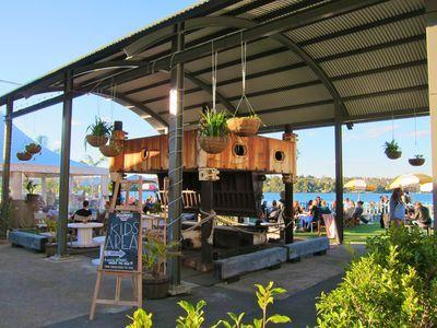 The Island Bar Cockatoo Island Sydney Harbour & The Island Bar Cockatoo Island Sydney Harbour | Sydney ...