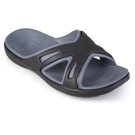 b6a22f7232e Daxx Men s Slide Outdoor Sandals - Walmart.com