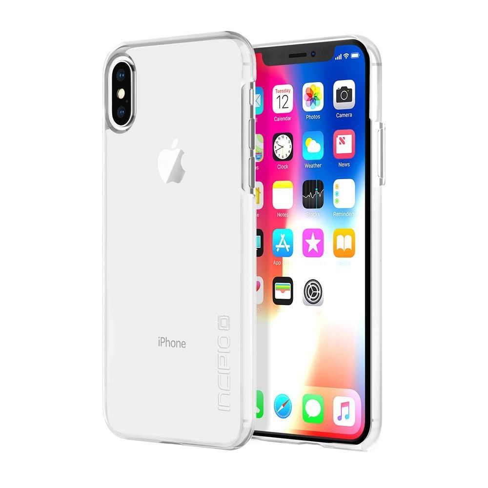 Incipio Feather Pure Iphone X Case Clear Back Front Angle Iphonexcase Iphone Case Covers Iphone Iphone Cases
