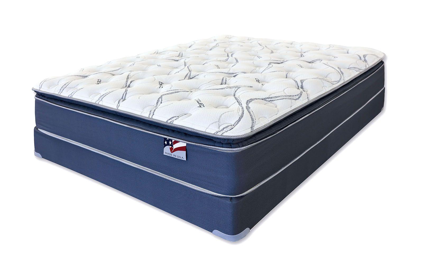 King Size Pillow Top Mattress Colchones