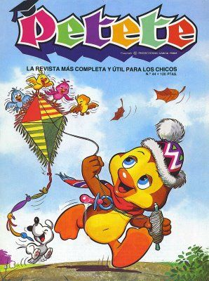 Revista Petete <3
