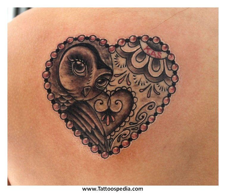 Owl family tattoo owl tattoo tumblr tattoos tattos for Owl heart tattoo