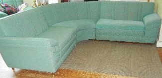 Furniture Company 1961 Sectional
