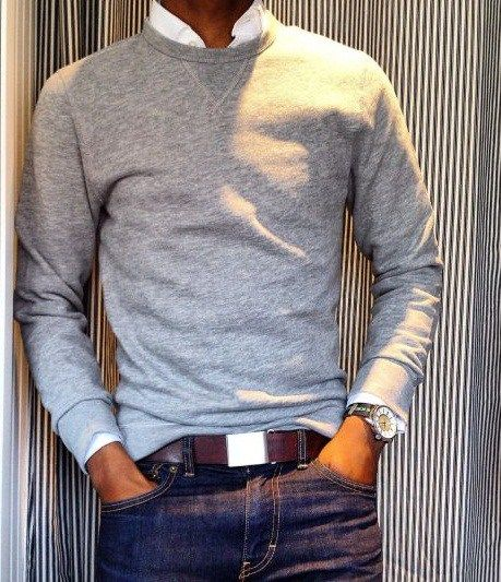 Crew Neck Sweater 3 Stunning Ways To Wear A Crew Neck Sweater