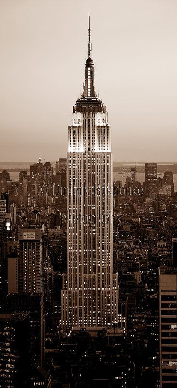 Empire State Building, Manhattan Photography, New York Photography, NYC Wall Art, Fine Art, Home Dec