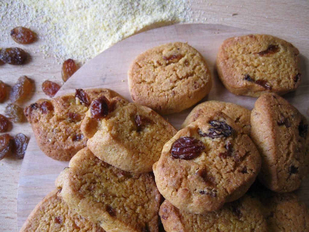 Zaeti o zaletti - Ricetta biscotti veneti di mais con