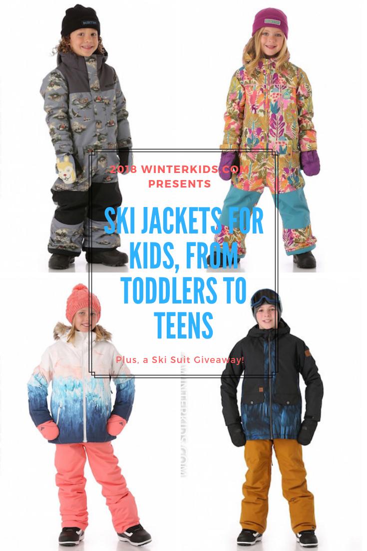 Warm Ski Kids Jackets Are Family Skiing Essentials When Kids Ski Coats Are Stylish And Well Made It S A Bonus A Ski Fa Kids Ski Jacket Ski Fashion Kids Skis