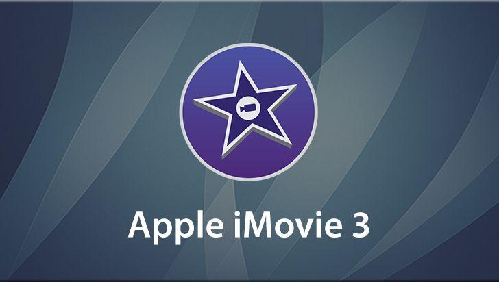 Apple imovie 3 apple training tutorial online training