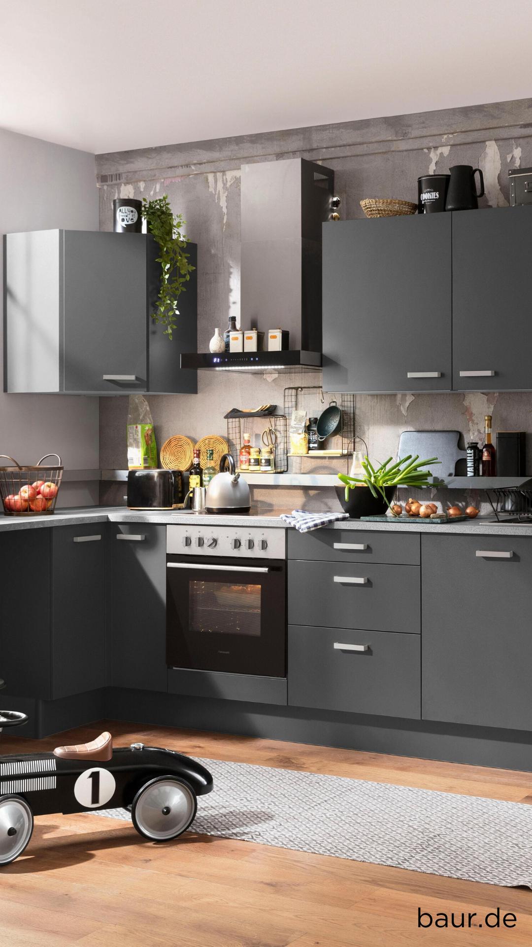 Küche einrichten mit baur.de – Inspiration und Einrichtungsideen