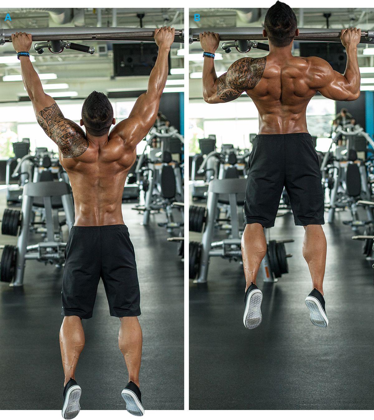 10 Best Muscle Building Back Exercises Workout Good Back Workouts Gym Workouts En Back